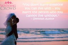 Inspirational Wedding Quotes #54 ...Love this inspiration!! Don't you ...