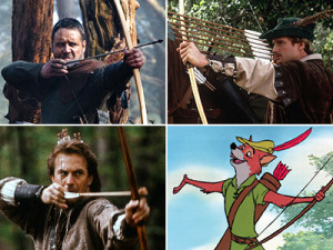 Robin Hood': Who's your man in tights?