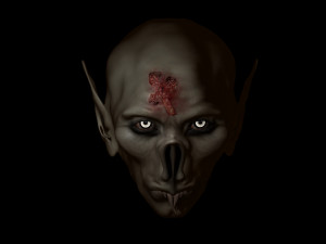 Dark - Demon Wallpaper