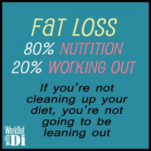 Nutrition is the overall component for good health. But a little ...