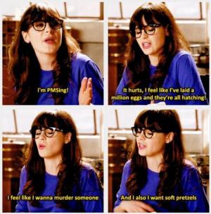 Vad är er värsta PMS-sak?