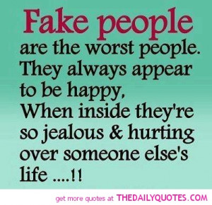 ... Hate fake People If Your fake Dont Follow Me Or Like Any Of My Photos