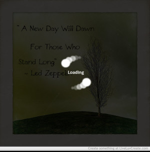 Led Zeppelin Quote