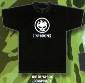 the offspring conspiracy t shirt the offspring conspiracy t shirt 16