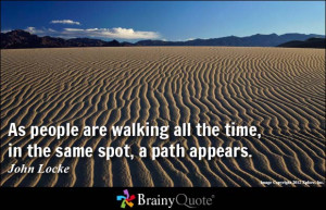 Walking Quotes