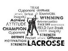Lacrosse savings are offered during the LAX season