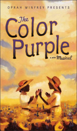 Oprah Winfrey and The Color Purple