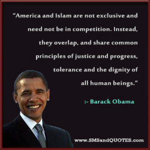 America And Islam Are Not Exclusive