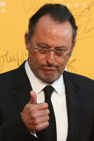 Jean Reno French actor Jean Reno arrives for the red carpet of 4th