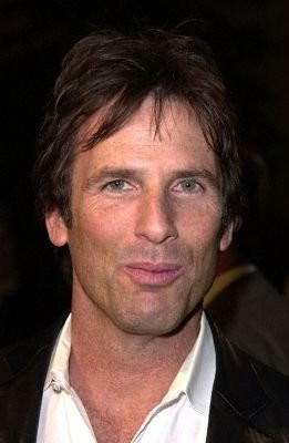 Hart Bochner at event of The Pledge (2001)
