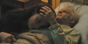 Denis Lavant dans le film français de Leos Carax,