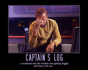 James T. Kirk Kirk - Inspirational Posters