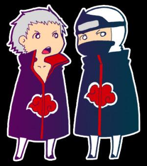 Hidan And Kakuzu Chibi