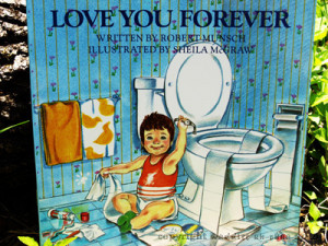 Love You Forever Book Giveaway
