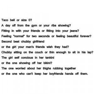 body, girl, quote, skinny, thinspo
