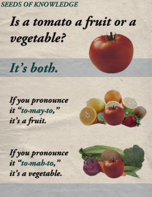 Famous Quotes About Vegetables
