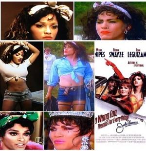 Joseline Hernandez...John Leguizamo...same dude...