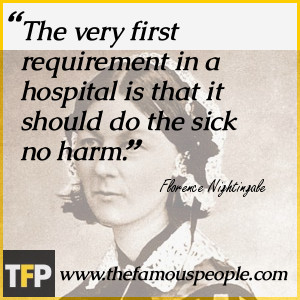 Florence Nightingale Quotes