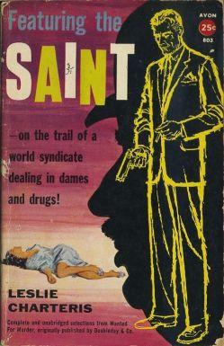 Featuring The Saint Leslie...