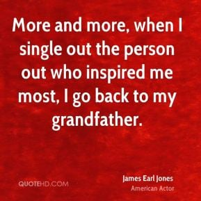 James Earl Jones Quotes