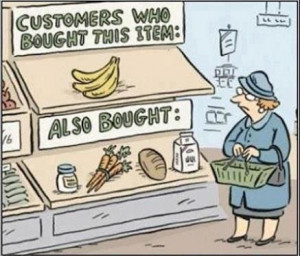 The power of suggestion. #advertising #marketing