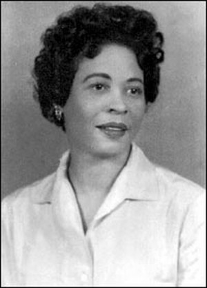 Daisy Bates - civil rights activist who was instrumental in the battle ...