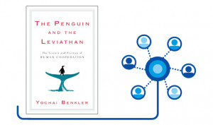 "We Recommend ""The Penguin and the Leviathan"", by Yochai Benkler"