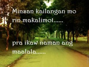 Pinoy quotes sa araw araw na buhay !