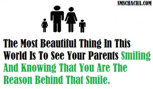 The Really Great Parents Quotes Picture Is About The Importance Of ...