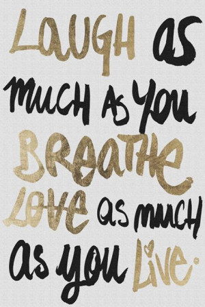 live writing lovely inspirational laugh girly love quotes life quotes ...