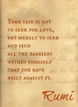 ... Wisdom Quotes, Rumi Quotes, Inspiration Quotes Words, Persian Quotes