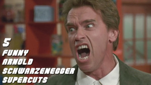 Funny Arnold Schwarzenegger Supercuts