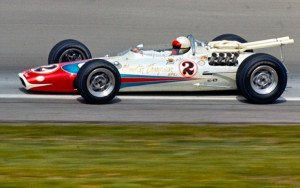 My 1st time to see AJ Foyt 1966