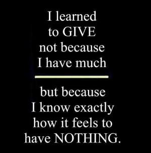 selfless quotes | Via Belovedishername