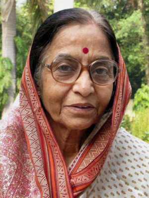 Pratibha Patil Picture Slideshow