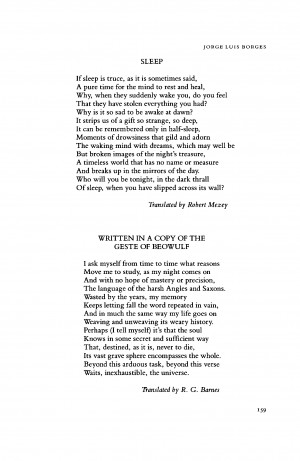 Beowulf Poem Of the geste of beowulf