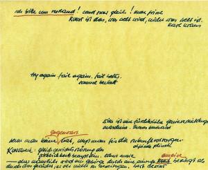 ... Musil, Thomas Bernhard, Elfriede Jelinek — © archive peter noever