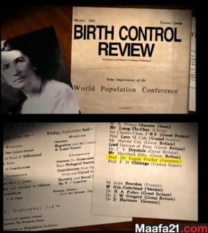 Nazi targeting of Blacks influenced by American Eugenicists