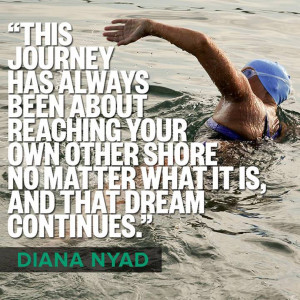 ... -Webster Defined 'Amazeballs,' I'm Pretty Sure Diana Nyad Would Be It