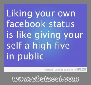 Quotes And Sayings For Facebook Status