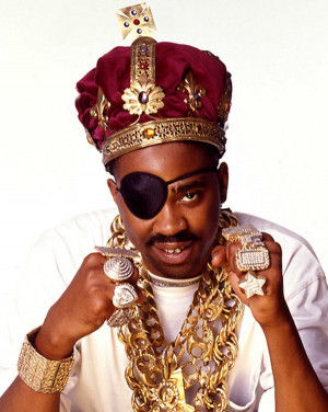 It seems Slick Rick the ruler missed the first 5 I Wanna Rock ...