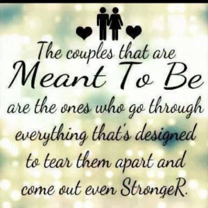 Strong couples