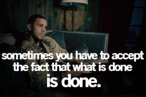 Rapper j cole quotes and sayings deep life positive