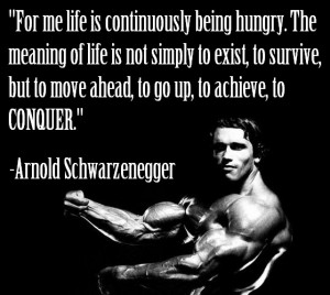 Arnold Schwarzenegger Quotes The Tree