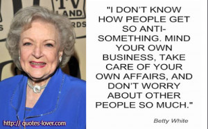 ... quotes own affairs picture quotes own business picture quotes people