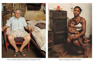 Andres Serrano went to Cuba in 2012 and took thousands of pictures
