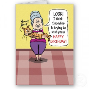 funny happy birthday wishes some nice birthday gifts use these funny ...