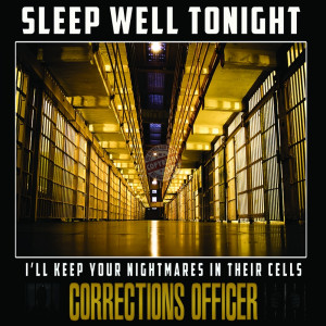 CORRECTIONS OFFICER MOTIVATION POSTER