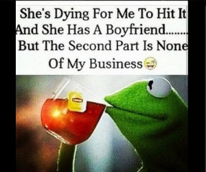 ... is trending online in Nigeria right now!!! – Meet Kermit the frog