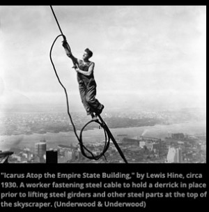 lewis hine quotes